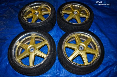Racing Hart 18's