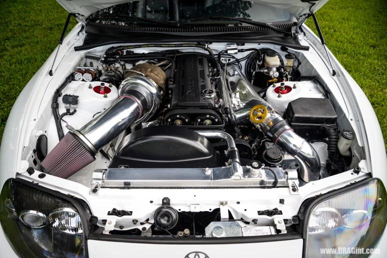 DRAGint.com 1050 HP Flex Fuel 6 Speed Supra
