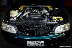 Aristo 2ZJGTE Swapped GS300