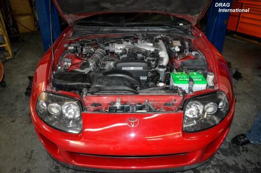 JZA80 Full 6 Speed 734HP Conversion