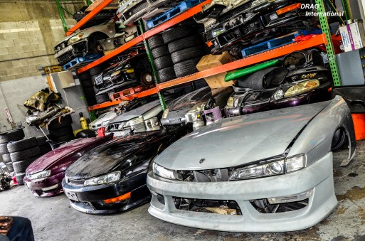 JDM Kouki S14 Front Conversions In Stock!