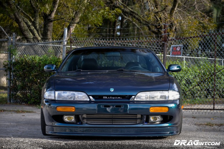 FOR SALE  A Wicked Zenki S14 Professionally Upgraded Inside and Out  DRAG International