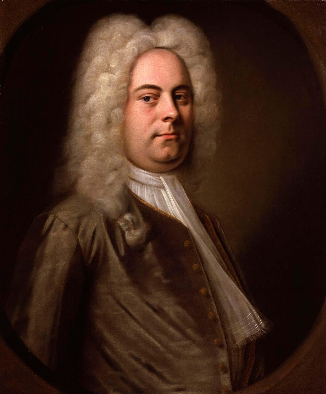 Georg Friedrich Händel.