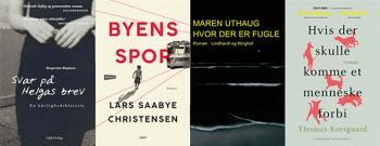 Disse fire nordiske romaner vil danne grundlag for første udgave af Dragør Bibliotekernes nyeste tiltag – en online læsekreds.