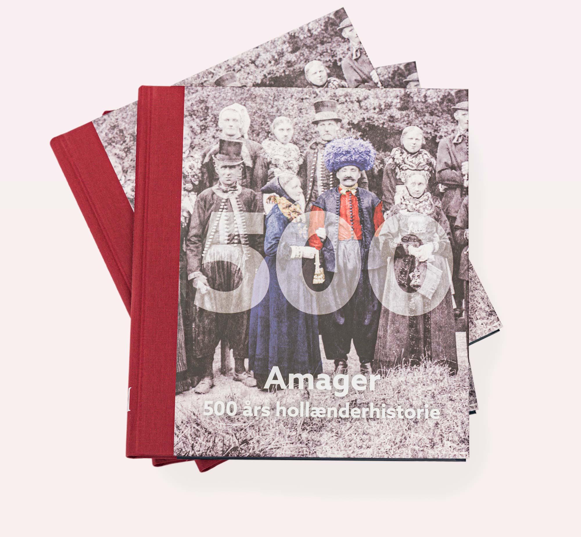 »Amager – 500 års hollænderhistorie«. Foto: Thomas Mose.