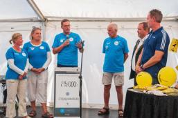 Cykling uden alder modtog i 2018 Dragør Kommunes Initiativpris, som blev overrakt ved Frivillig Fredag. Arkivfoto: Hans Jacob Sørensen.