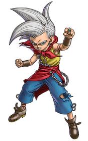 Hero Dragon Quest Monsters Joker  Dragon Quest Wiki