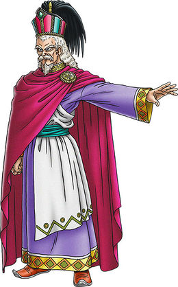 King Carnelian  Dragon Quest Wiki