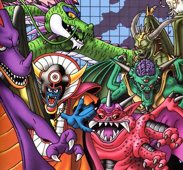 Girl Boss Wallpaper Final Boss Dragon Quest Wiki