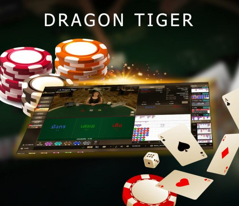 เสือ มังกร ออนไลน์ Dragon-Tiger