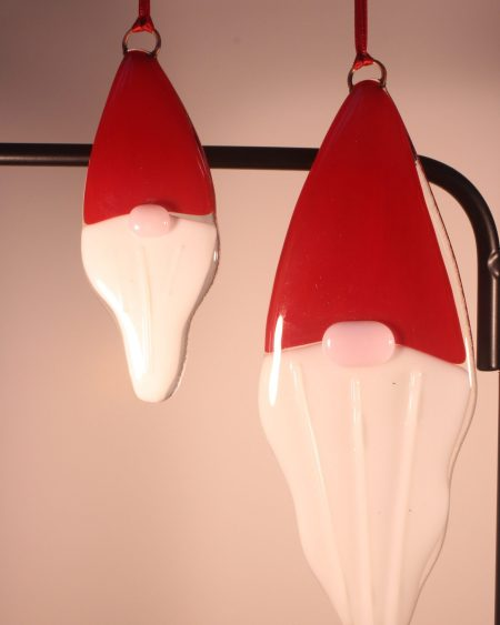 Tomte gnome red opaque hat