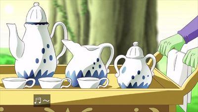 お茶ざます