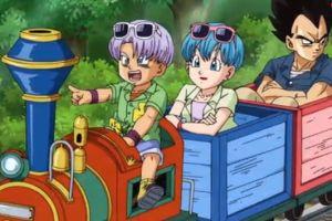 ベジータと汽車02