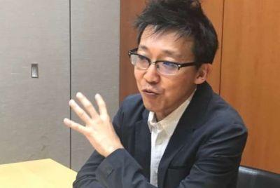 室長の伊能昭夫