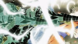 第10宇宙戦士VS悟空