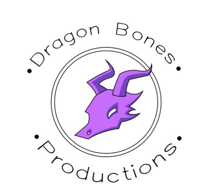 DragonBones Productions temporary team logo. We will replace the font.