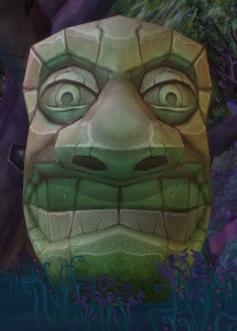 One of the Wise Tikis