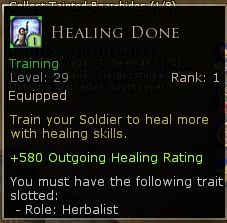 Herbalist Training 1