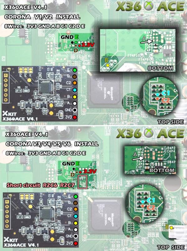 Trinity V3 Install X360 Ace - Exploring Mars