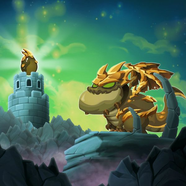Colossal Dragon Information in Dragon City