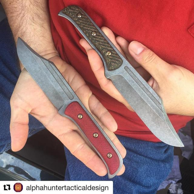 Had lunch with alphahuntertacticaldesign today Repost alphahuntertacticaldesign  These 2hellip