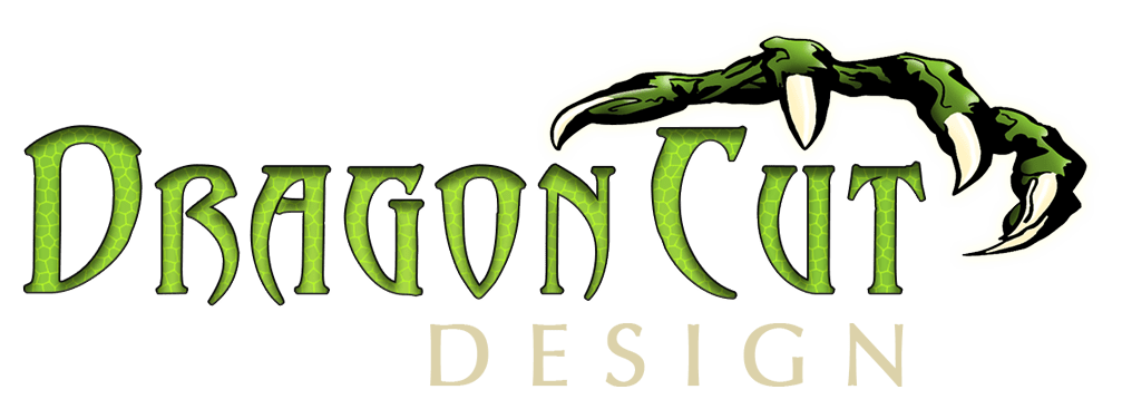 Dragon Cut Design