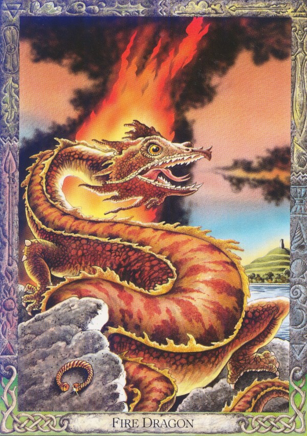 Dragons Fire Elemental Names