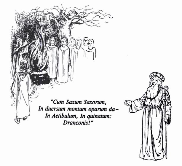 The Dragons Eye ~ A Dragon Summoning Spell « Dragon Dreaming