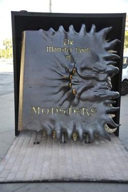 Exposición Harry Potter. Madrid con niños, dragones y unicornios.