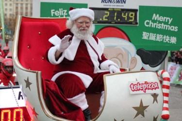 ¡Participad con vuestros niños en la carrera de Papá Noel del próximo 9 de diciembre!