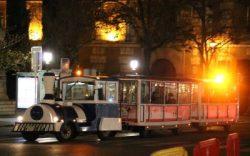 Un tren unirá las dos zonas donde se celebrará Alcalá, ciudad de la Navidad.