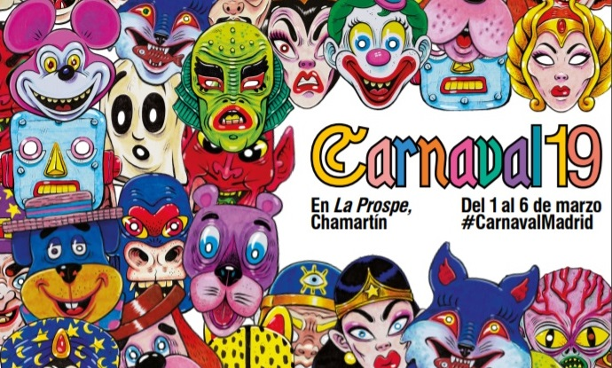 Cartel del Carnaval 2019.