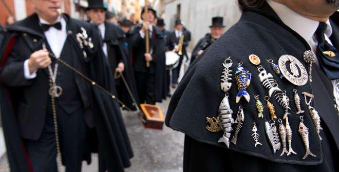 El entierro de la sardina pondrá fin al Carnaval.