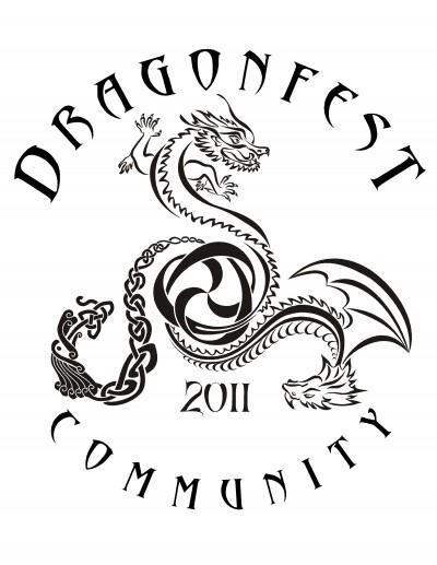 2011 T-shirt art « Dragonfest of Colorado
