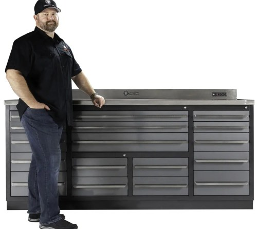 Heavy Duty Tool Chest