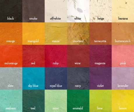 paper-colors