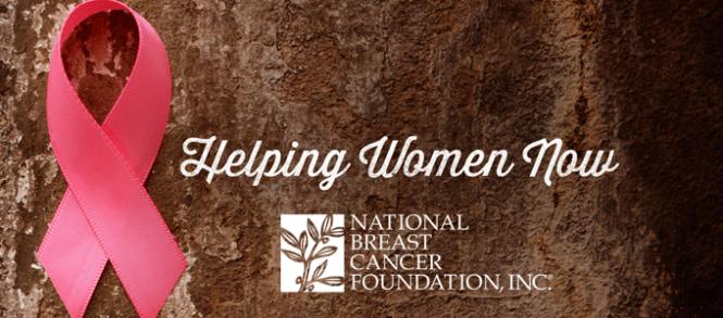 NBCF October Shop Charity