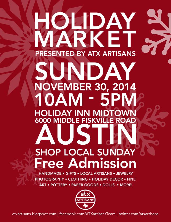ATX Artisans Holiday Market