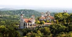 Our beautiful venue, Villa Antonia.