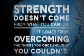 Strength Quote Image