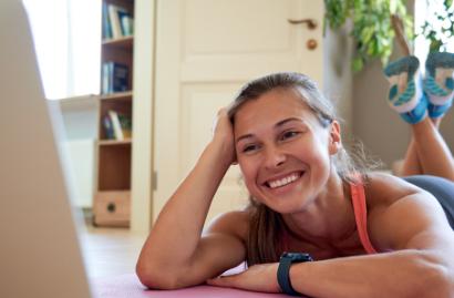 Live Virtual Fitness Coaching