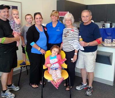 Dragonfly Family Donates Blood