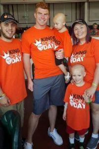 Fleckinger Family & Andy Dalton