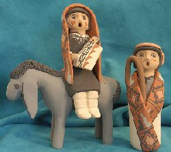 Flight to Egypt - Linda Lucero Fragua