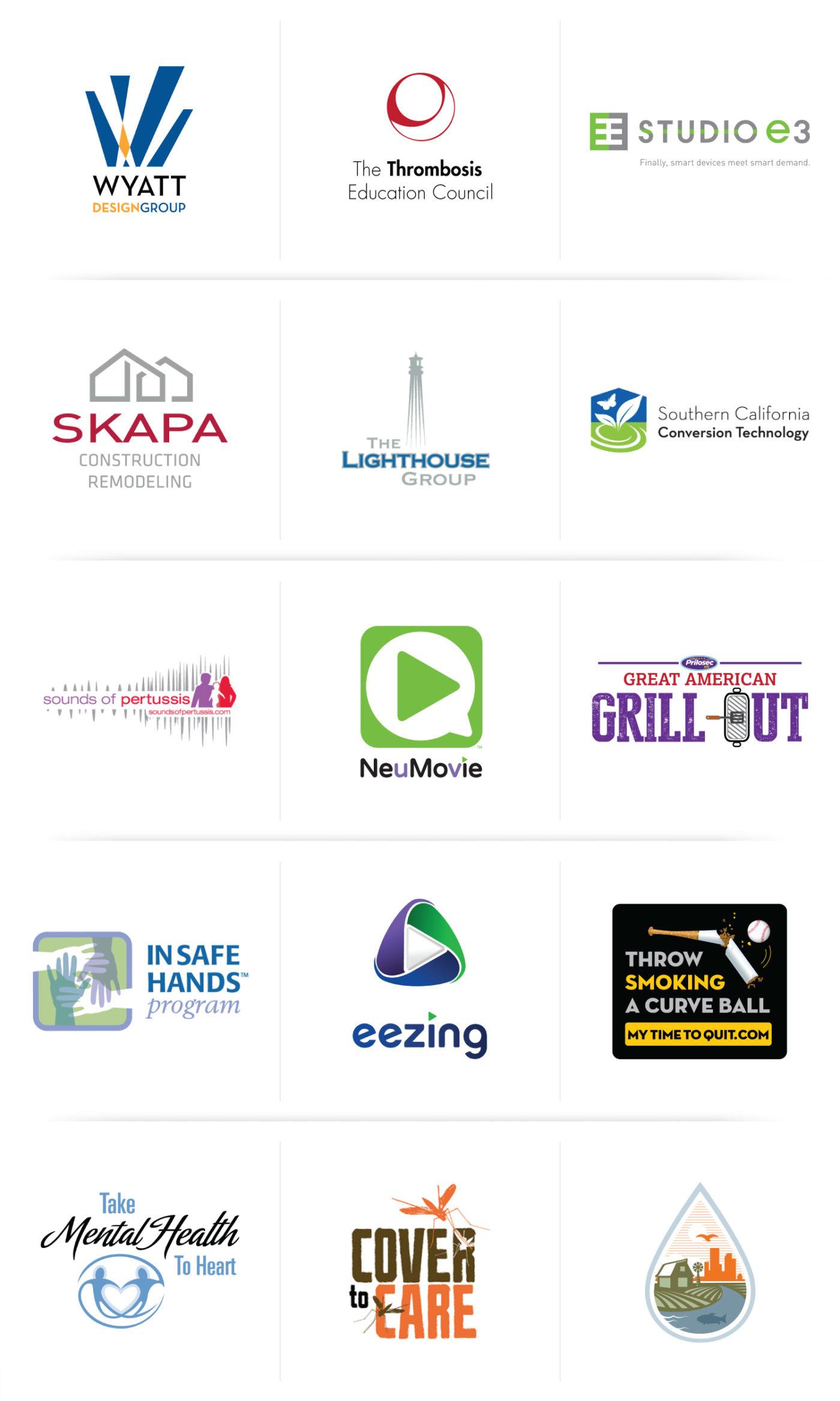 logo design samples dragonfly