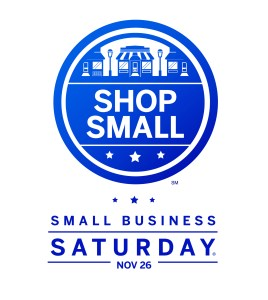 American Express's Small Business Saturday logo