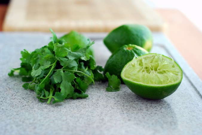 cilantro and lime 3
