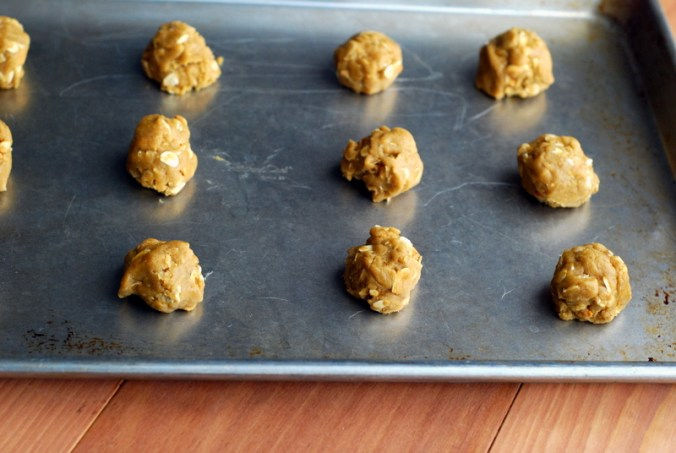 peanut butter cookie dough