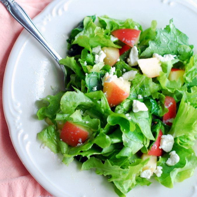 splendid summer salad