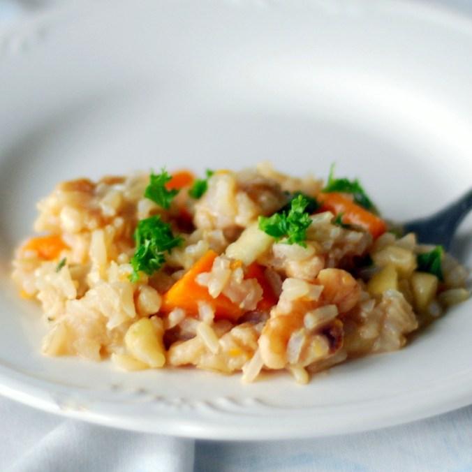 autumn rice